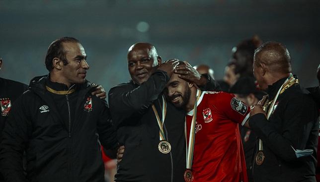 بيتسو موسيماني- النادي الأهلي- الدوري المصري