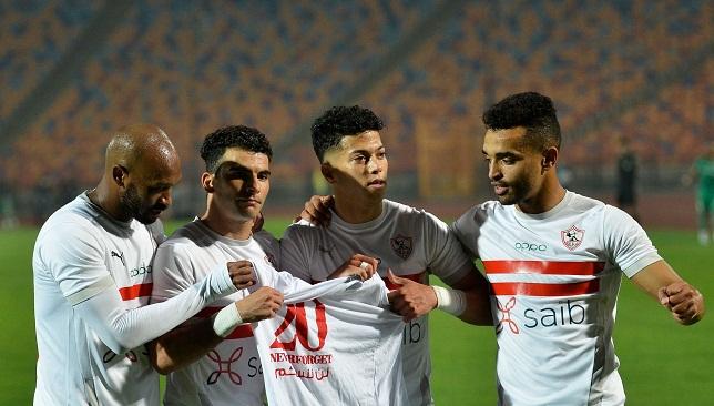 الزمالك ومولودية الجزائر- دوري أبطال أفريقيا