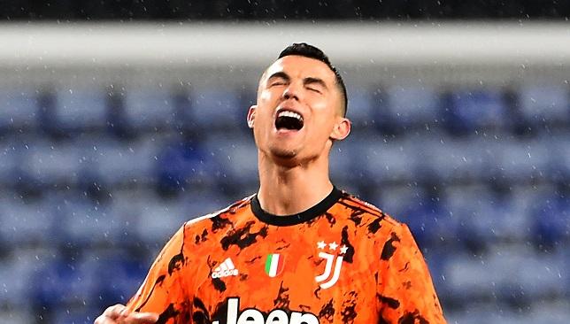 كريستيانو رونالدو - يوفنتوس - دوري أبطال أوروبا