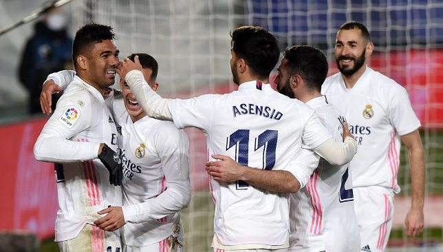 ريال مدريد - دوري أبطال أوروبا