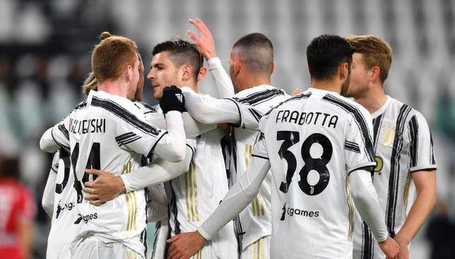 يوفنتوس - دوري أبطال أوروبا