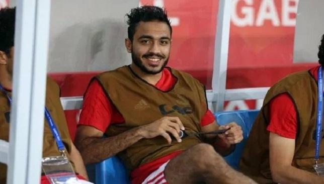 محمود كهربا - النادي الأهلي