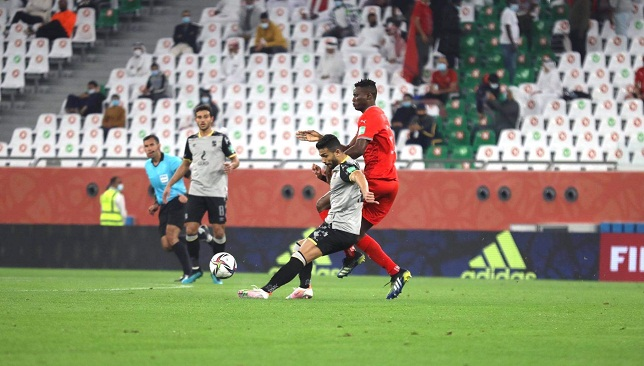 النادي الأهلي والدحيل - كأس العالم للأندية