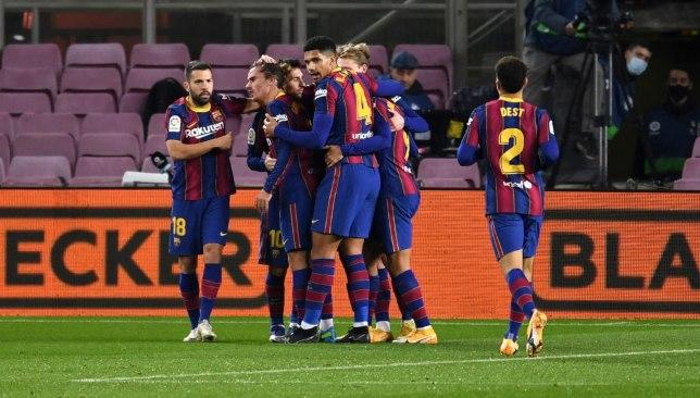 نتائج مباريات اليوم السبت في الدوري الإسباني