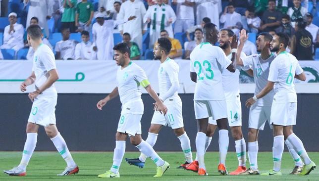 موعد مباراة المنتخب السعودي القادمة ضد فلسطين
