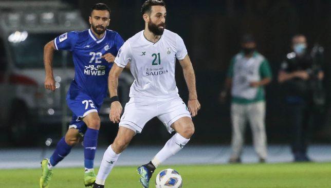 ملخص مباراة الأهلي والاستقلال في دوري أبطال آسيا