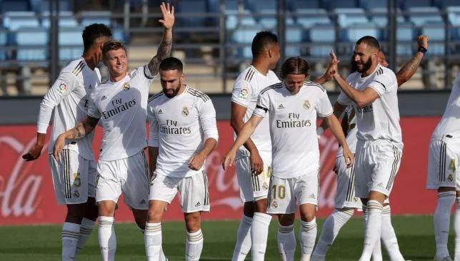 أخبار ريال مدريد : رباعي ريال مدريد يعارض دوري السوبر ليج - سبورت 360