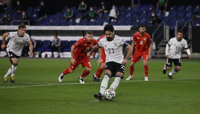 أخبار منتخب ألمانيا : ألمانيا تسقط بشكل مفاجئ ضد مقدونيا الشمالية - سبورت 360