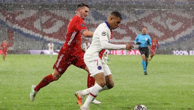 باريس سان جيرمان ضد بايرن ميونخ – دوري ابطال أوروبا