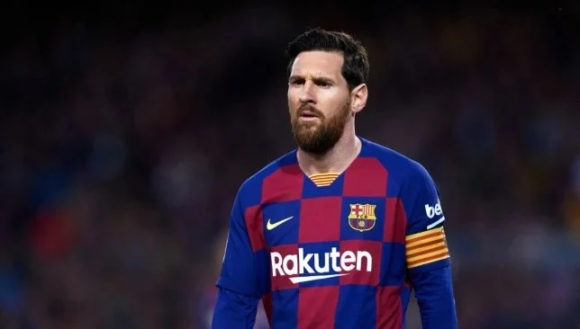 ليونيل ميسي - برشلونة - الدوري الإسباني