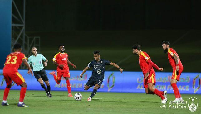 ملخص مباراة الأهلي والقادسية في الدوري السعودي
