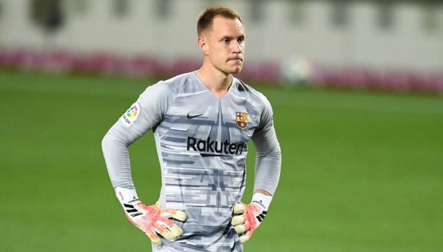 مارك أندريه تير شتيجن - برشلونة - الدوري الإسباني