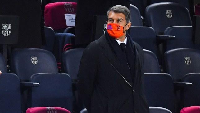 خوان لابورتا - برشلونة - الدوري الإسباني