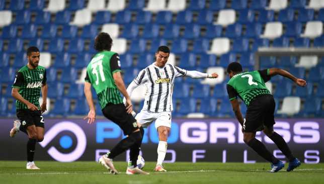 يوفنتوس ضد ساسولو - الدوري الإيطالي