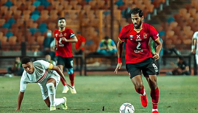 مروان محسن- النادي الأهلي- الدوري المصري
