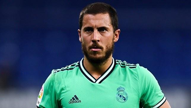 Eden Hazard - Real Madrid - La Liga