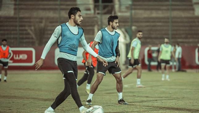 أكرم توفيق- النادي الأهلي- الدوري المصري
