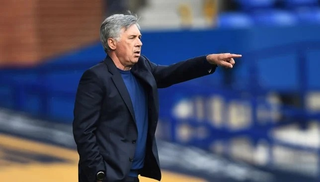 Carlo Ancelotti - Real Madrid - La Liga