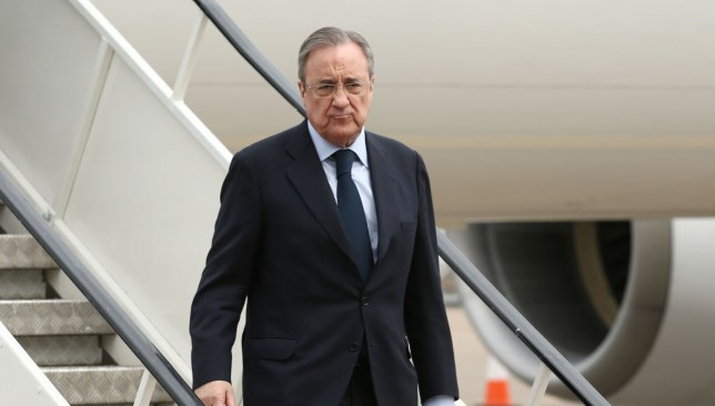 Florentino Perez - Real Madrid - La Liga