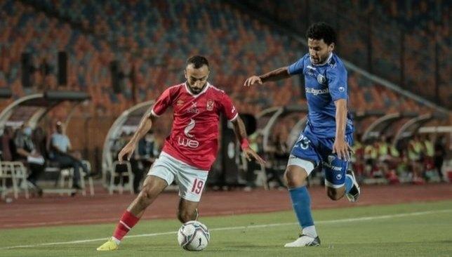 النادي الأهلي وأسوان - الدوري المصري