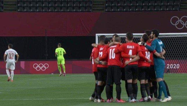 موعد مباراة المنتخب المصري اليوم ضد البرازيل في أولمبياد طوكيو