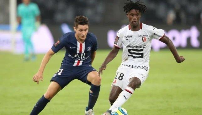 إدواردو كامافينجا – رين – الدوري الفرنسي
