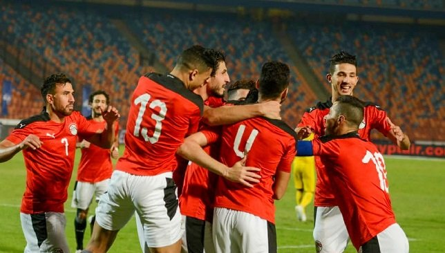 تشكيلة المنتخب المصري في مباراة اليوم ضد أنجولا في تصفيات كأس العالم 2022
