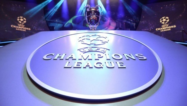 توزيع الفرق المشاركة في دوري أبطال أوروبا إلى 4 مستويات قبل القرعة