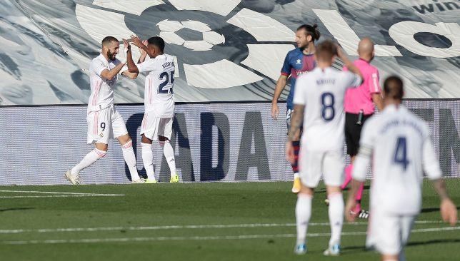 ريال مدريد - الدوري الإسباني