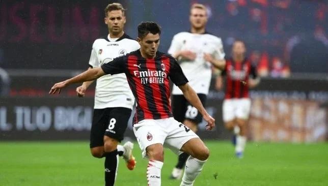 إبراهيم دياز - ميلان - الدوري الإيطالي