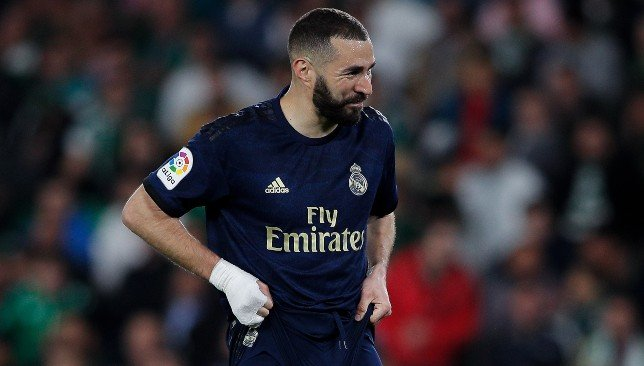 كريم بنزيما – ريال مدريد – الدوري الإسباني