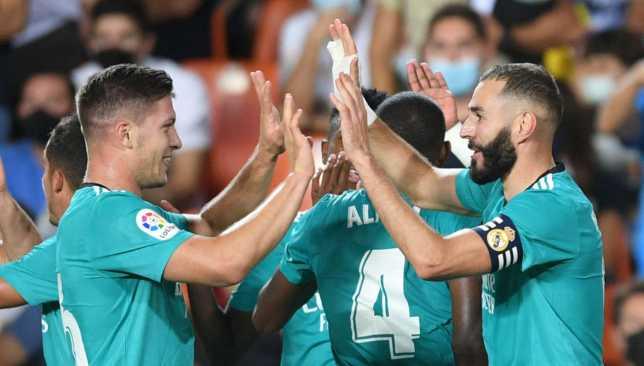 موعد مباراة ريال مدريد ضد ريال مايوركا اليوم الأربعاء والقنوات الناقلة