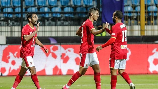 حسين الشحات- النادي الأهلي- الدوري المصري