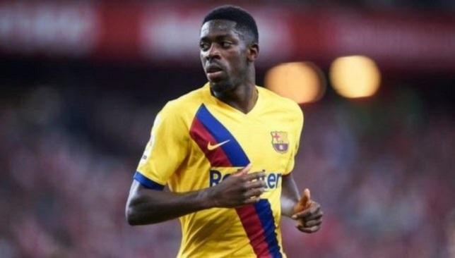 عثمان ديمبيلي - برشلونة - الدوري الإسباني