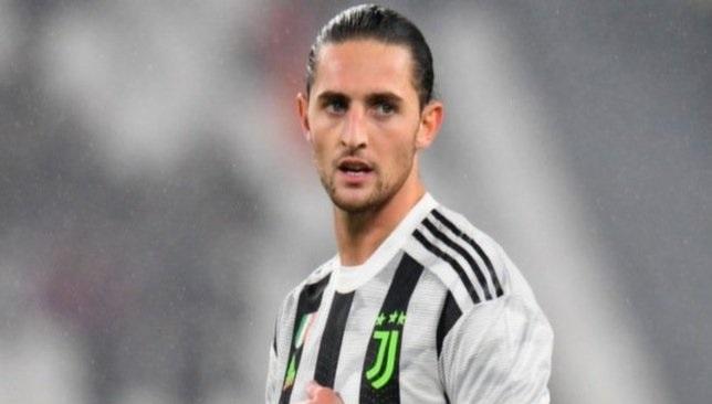 أدريان رابيو - يوفنتوس - الدوري الإيطالي