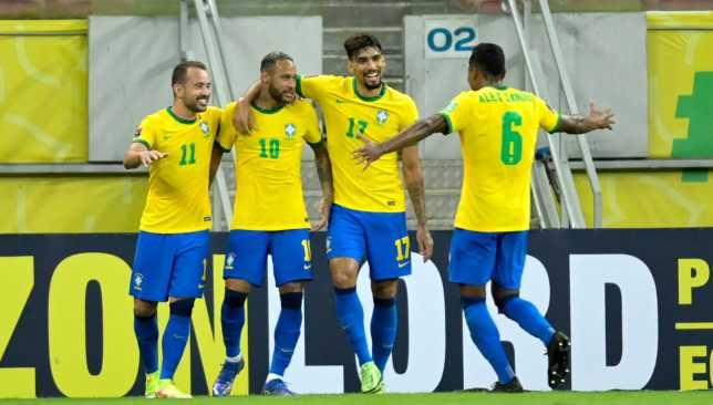 منتخب البرازيل - تصفيات كأس العالم 2022