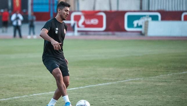 محمد شريف - النادي الأهلي - الدوري المصري
