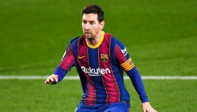 ليونيل ميسي – برشلونة – الدوري الإسباني