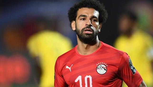 محمد صلاح - منتخب مصر