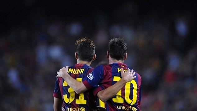 أرسنال يباشر مفاوضاته مع برشلونة لإستعارة مهاجمه - سبورت 360 عربية