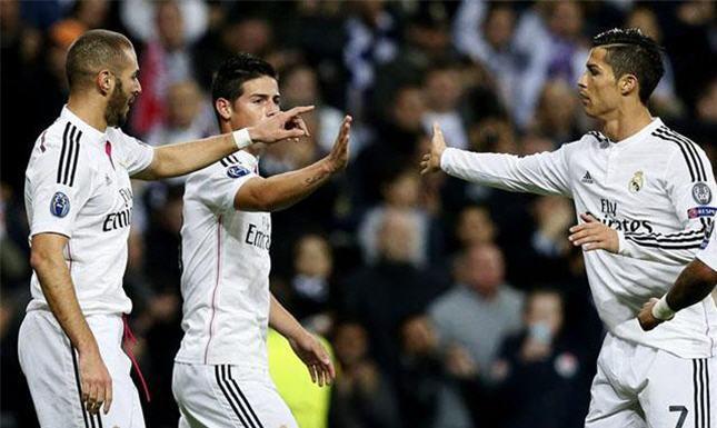 رونالدو يحقق رقماً تاريخياً جديداً مع ريال مدريد - سبورت 360 عربية
