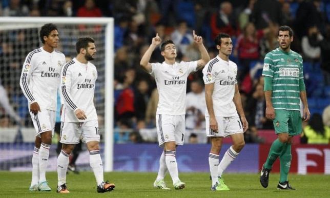 ريال مدريد يسحق كورنيا ويحجز مقعده في الدور ثمن النهائي - سبورت 360 عربية