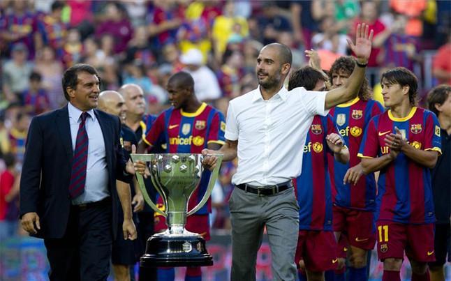 جوارديولا هدف برشلونة القادم - سبورت 360 عربية