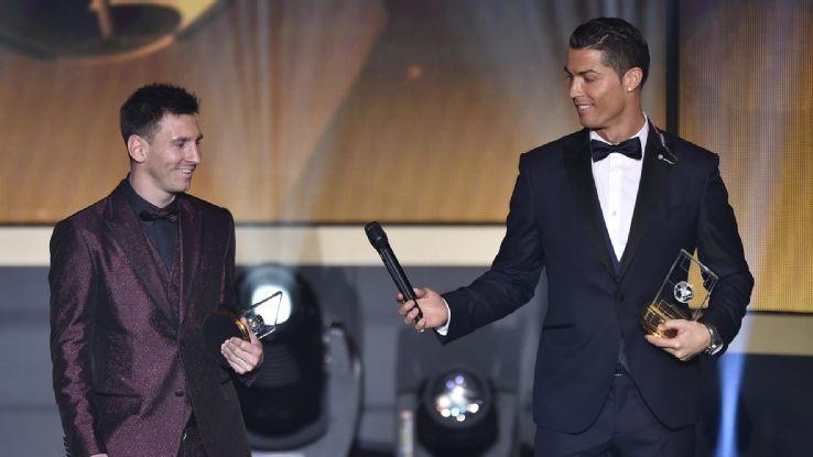 رونالدو: ميسي يحفزني على تقديم الأفضل - سبورت 360 عربية