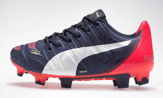 """""""بوما"""" تطلق حذاء كرة القدم الجديد evoPOWER 1.2 FG - سبورت 360 عربية"""