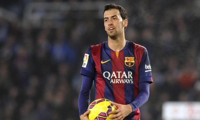 برشلونة يفتقد لجهود بوسكيتس ضد مانشستر سيتي - سبورت 360 عربية