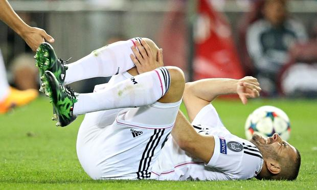 الأسوأ حدث لريال مدريد .. بنزيما يغيب عن مواجهة يوفنتوس - سبورت 360 عربية
