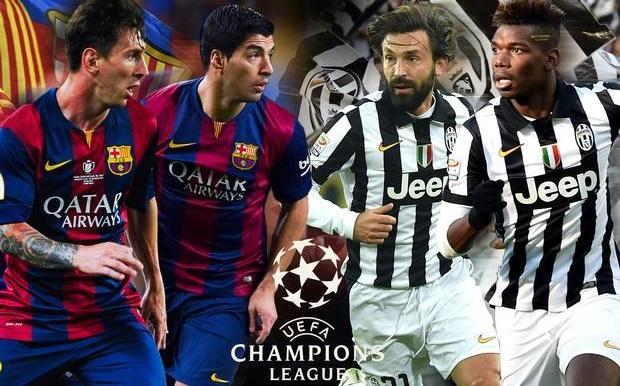 مباشر   نهائي دوري أبطال أوروبا بين برشلونة ويوفنتوس - سبورت 360 عربية