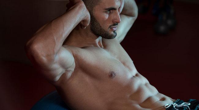 6 تمارين مهمة للحصول على عضلات بطن قوية - سبورت 360 عربية