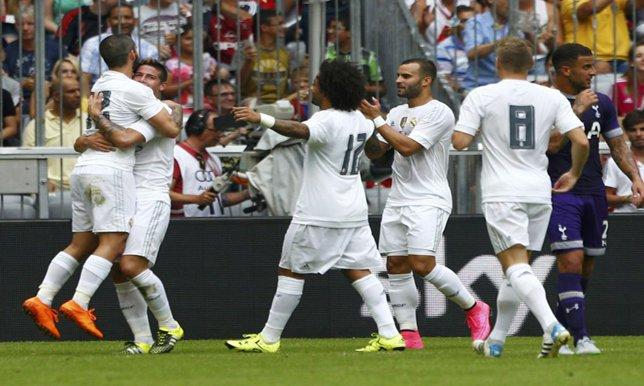 خاميس أفضل لاعب في مباراة ريال مدريد ضد توتنهام - سبورت 360 عربية
